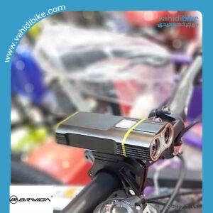 چراغ جلو دوچرخه براویگا مدل EBL-3602