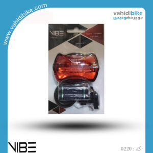 چراغ عقب دوچرخه وایب مدل LIGHVB0220