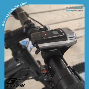 چراغ جلو شارژی 300 لومن دوچرخه انرژی مدل EBL-2273