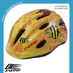 کلاه دوچرخه سواری بچگانه انرژی مدل HB6-3