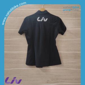 تیشرت دوچرخه سواری لیو مدل team dress shirt black