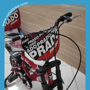 دوچرخه بچگانه 12 دوکمک پرادو