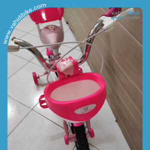 دوچرخه بچگانه 12دخترانه بلست مدل KITTY