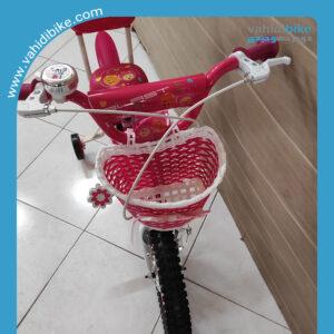 دوچرخه دخترانه 16 شهری بلست مدل SHINE