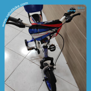 دوچرخه بچگانه دوکمک 12 بلست مدل DOMINO