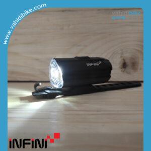 چراغ جلو شارژی دوچرخه 300 لومن اینفینی مدل I-281P TRON 300 (0170)